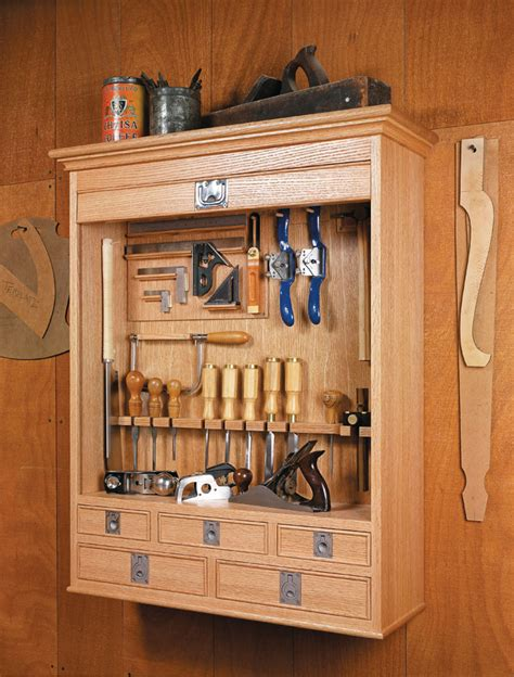 Wooden Tool Storage Cabinet Plans by Tambour Tool Cabinet Woodworking Project Woodsmith Plans