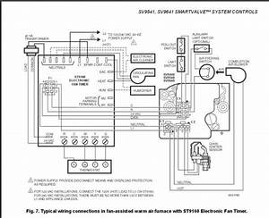 Honeywell Gas Valve Schematic