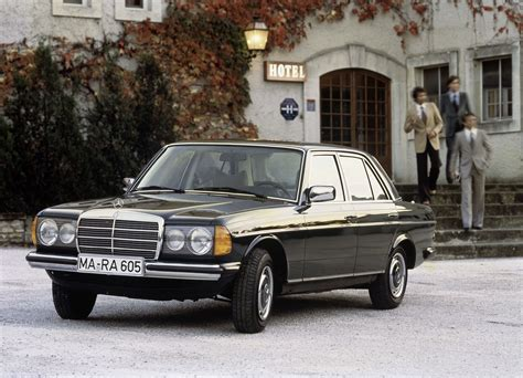 Mercedes-Benz Celebrates 40th Anniversary of the Legendary ...