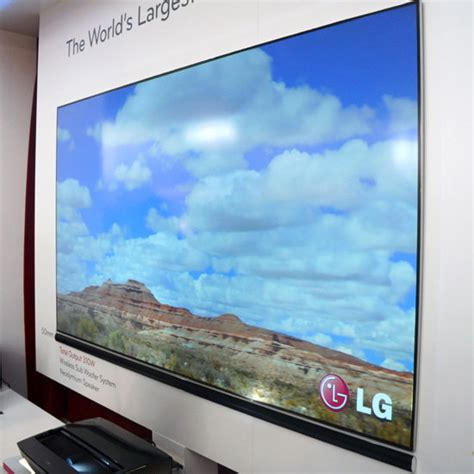 lg launching   laser tv  april