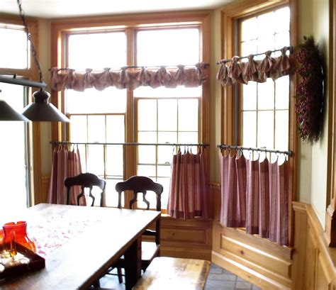 ferber interiors country valance w burlap ties