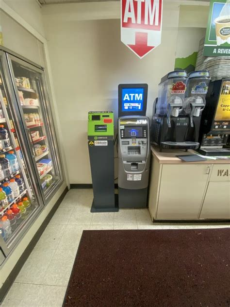 Well, it pretty much works the same way as traditional atms—you put a on these machines, the price of btc is dependent on the current exchange rate. Bitcoin ATM in Framingham - Makari's Market