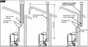 Tubage Poele A Bois : distance entre mur et poele a granule prix d un po le ~ Melissatoandfro.com Idées de Décoration
