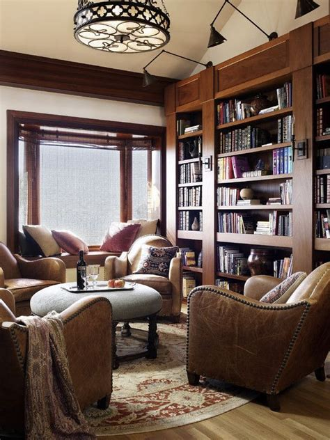 Living Room Library by Best 25 Small Home Libraries Ideas On Home