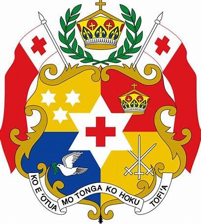 Tonga Arms Coat Wikipedia Svg Wiki