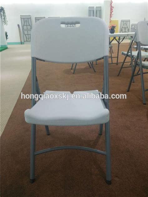 2015 sale white plastic folding chairs for wedding