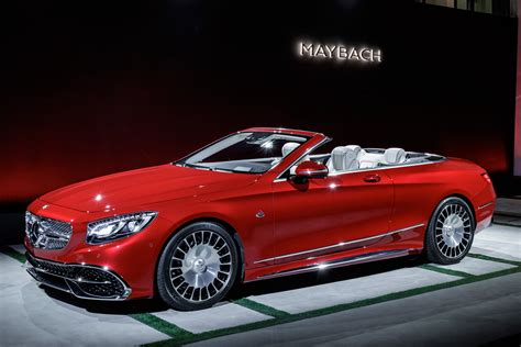 Who Makes The Maybach by Opulent New Mercedes Maybach S 650 Makes In La Carbuyer