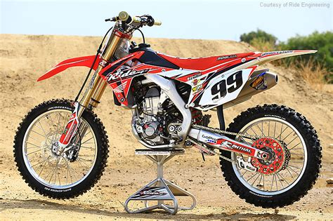 2017 Honda Crf 450 Rx (copy)