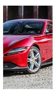 Ferrari Roma 2021 5K Wallpaper | HD Car Wallpapers | ID #16208