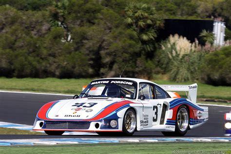 Race Car Classic Racing Porsche Martini 2667x1779