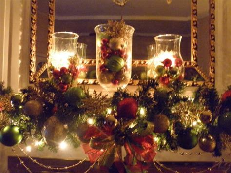 Mantel Christmas Decorating Ideas To Make Your Home