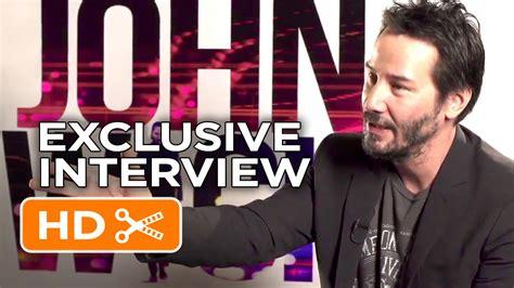 John Wick Interview HD   Celebrity Interviews ...