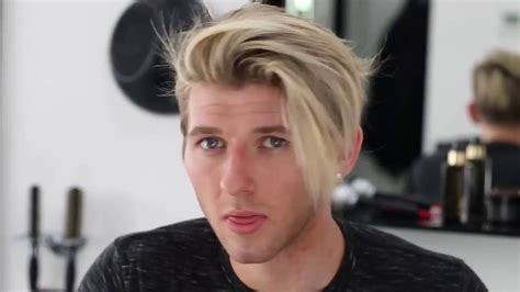 Justin Bieber Hairstyle & Haircut Tutorial 2016 Mens Long