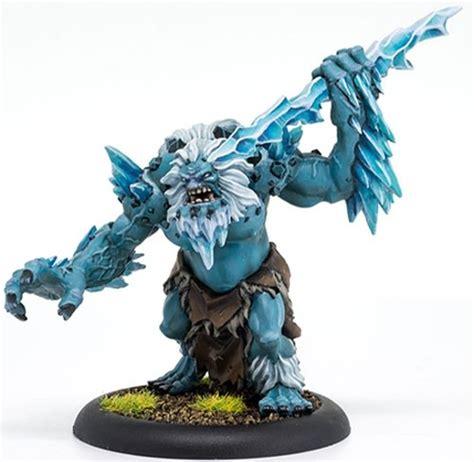 trollblood ice troll wargamestore