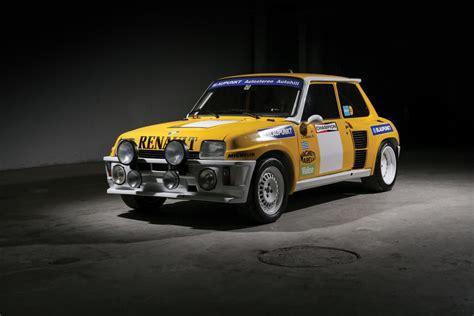 renault turbo rally 1980 renault 5 turbo