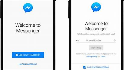 Messenger Account App Without Login Phone Number