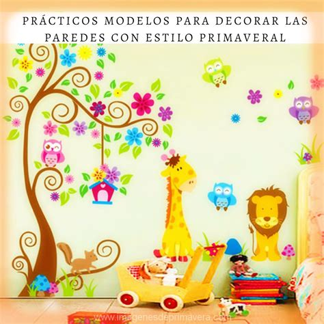 adornos para decorar el salon de clases by ideal decoraci 243 n de primavera para sal 243 n de
