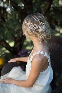 25+ best ideas about Headband wedding hair on Pinterest Headband updo, Wedding headband