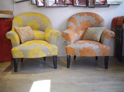 tapissier siege fauteuils crapauds tendance chic tapissier créateur