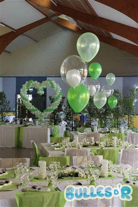 decoration de table mariage blanc et vert anis id 233 es et d inspiration sur le mariage