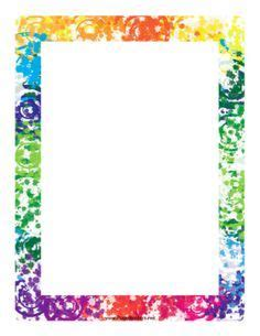 printable school page borders google search page boarders pinterest scrapbook