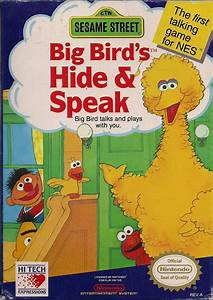 Hide And S : big bird 39 s hide and speak for nes 1990 mobygames ~ Frokenaadalensverden.com Haus und Dekorationen