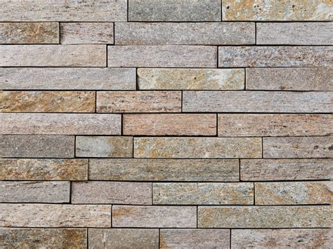 Colonial Tan Strips Is A Real, All Natural Thin Stone