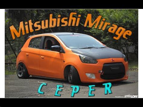 Modifikasi Mitsubishi Mirage by Modifikasi Mitsubishi Mirage Keren Istimewa