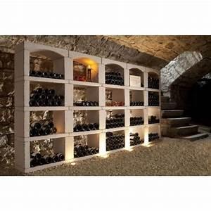 Casier à Bouteilles : casier a bouteille de vin en pierre reconstitu e rangement cave module 360 bouteilles ~ Teatrodelosmanantiales.com Idées de Décoration