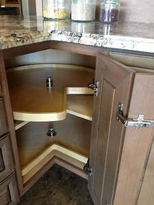 Cool Cabinet Features - Kitchen Cabinetry - other metro