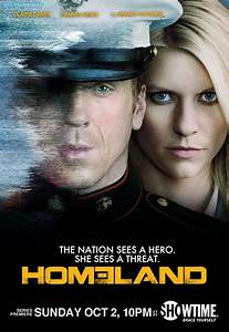 Homeland - Season 1 - New Cast Photos and HQ Updates