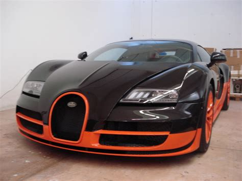 2012 Bugatti Veyron Super Sport For Sale