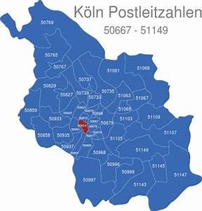 Köln Plz Karte : postleitzahl k ln interaktive landkarte image ~ Eleganceandgraceweddings.com Haus und Dekorationen