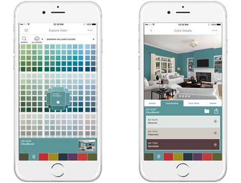 interior design apps  ios android
