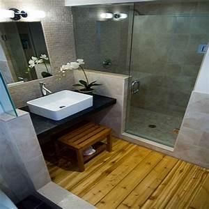 Décoration D Une Petite Salle De Bain : d coration salle de bain 4m2 ~ Zukunftsfamilie.com Idées de Décoration