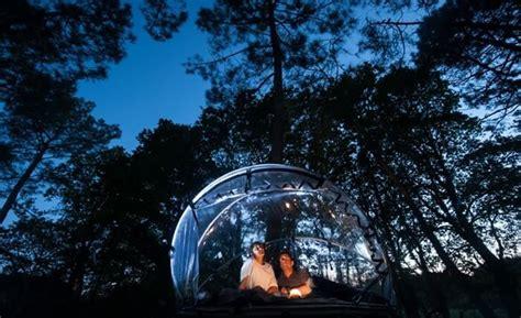 chambre hote dans les arbres cabanes dans les arbres et hébergements pour nuit insolite