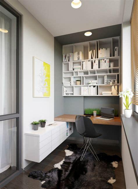 idee bureau pour petit espace 26 idées de bureaux suspendus le meuble très pratique