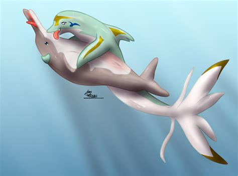Rule 34 Cetacean Dolphin Female Feral Leeham991dark