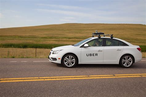 Uber Is Mapping Its Way To A Self-driving Future
