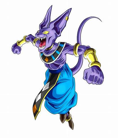 Beerus Destroyer God Destruction Goku Deviantart Kakarot
