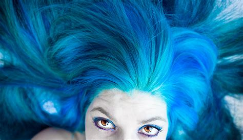 How Many Hair And Blue by I Blue Hair Not Blue By Lizzys Photos On Deviantart