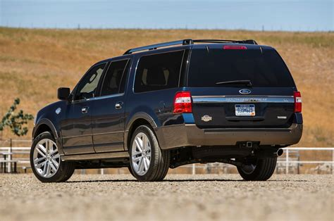 2015 Ford Expedition King Ranch El Motor Trend