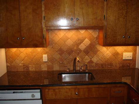 Tumbled Backsplash : New Jersey Custom Tile