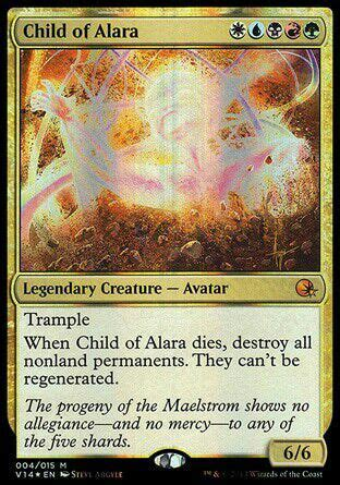 5 color commanders 5 color commander child s end mtg amino