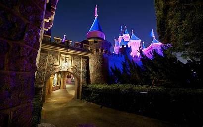 Disneyland Wallpapers Computer Castle Anaheim Disney Desktop