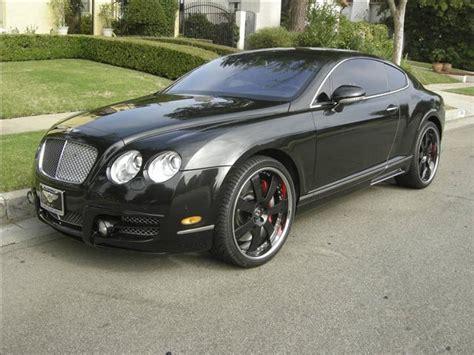 2005 Bentley Continental Gt Price