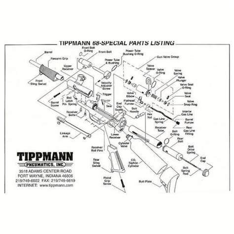 Outstanding Diagram Tippmann 98 Custom Parts Wiring Digital Resources Bemuashebarightsorg