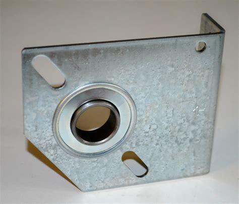 garage door center bearing plate garage door center bearing plate