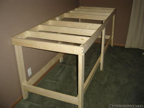 diy train table top train table plans ho pdf woodworking