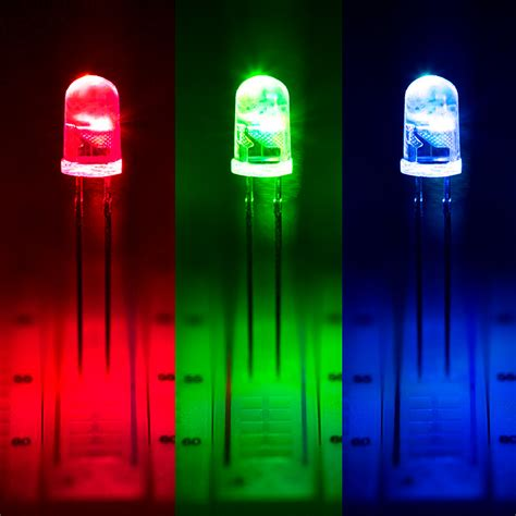 how to change the color of an led light 5mm fast color changing led t1 3 4 rgb led w 30 degree